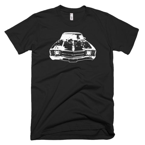 1971 Chevelle SS Front - Modern Rodder - Men's T-Shirt