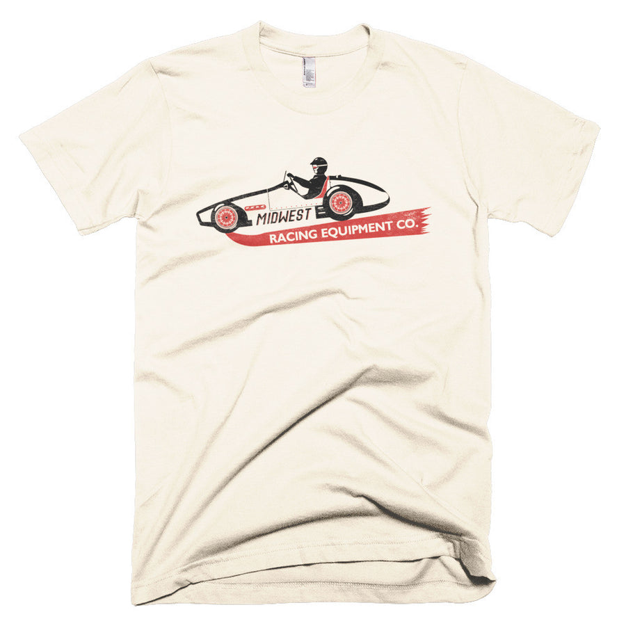 MidWest Racing Equipment - Modern Rodder - Men's T-Shirt