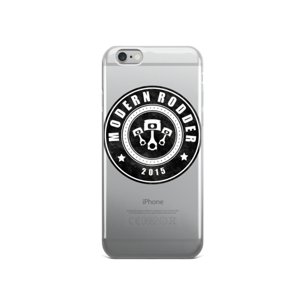 Modern Rodder - iPhone Case