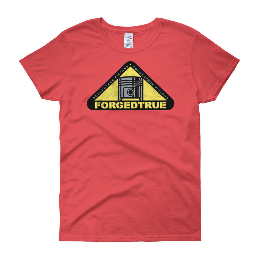 Forged True Pistons - Modern Rodder - Women's T-Shirt