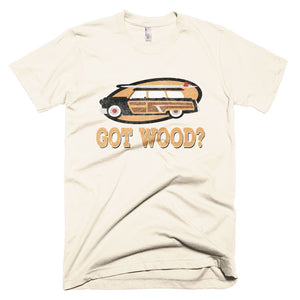Got Wood? - Modern Rodder - Men's T-Shirt