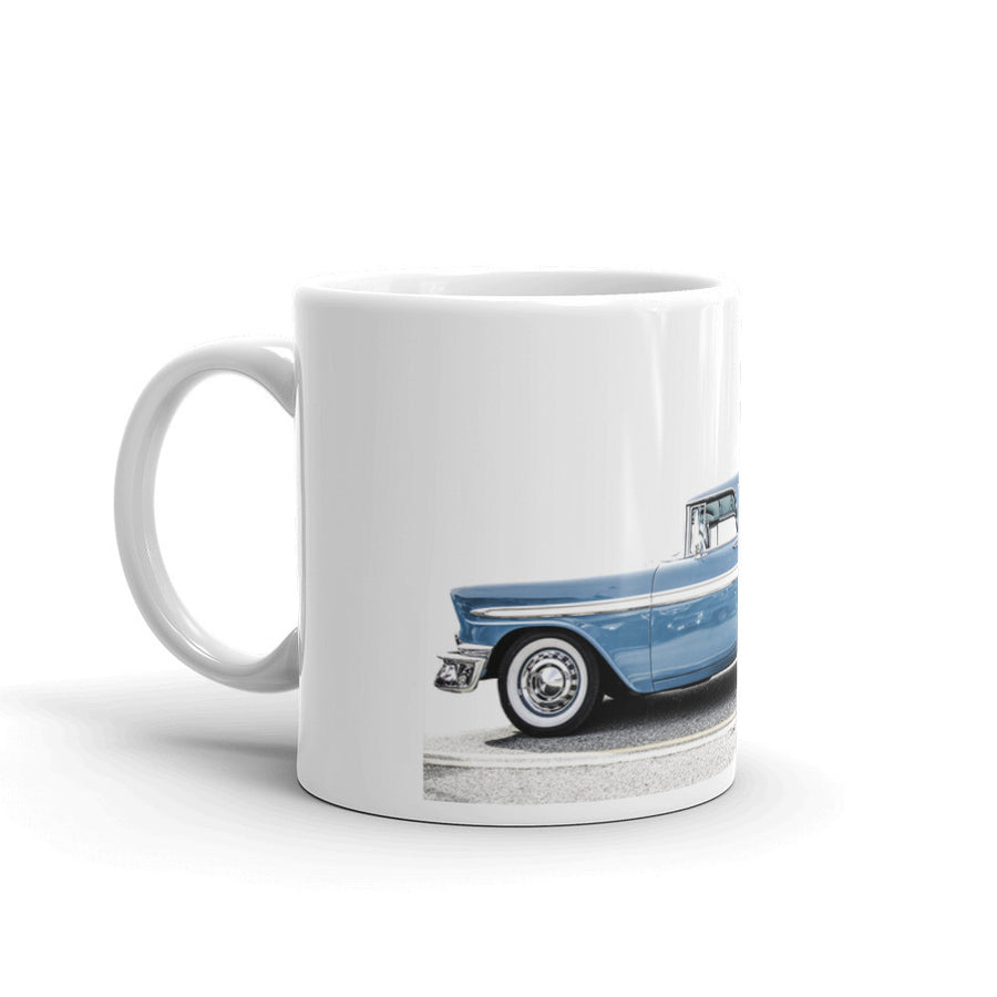 1956 Chevy Nomad - Will Glover Featured Artist - Mug made in the USA