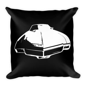 Buick Riviera - Modern Rodder - Soft Pillow