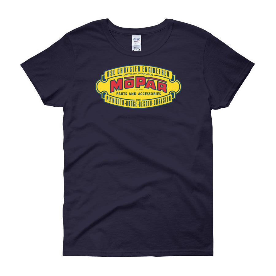 Mopar Performance Parts - Modern Rodder - Women's T-Shirt
