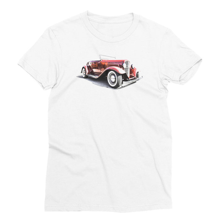 1932 Ford Roadster Hot Rod - Will Glover Featured Artist - Women's Short Sleeve T-Shirt