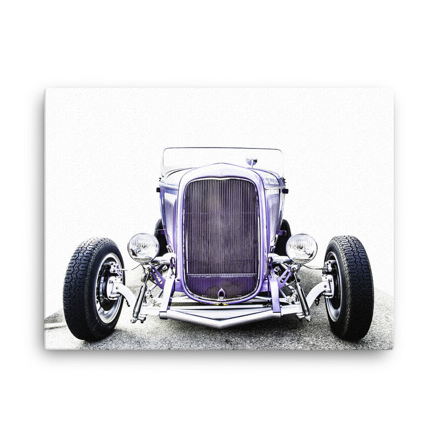 1932 Ford Highboy - Will Glover Featured Artist - Canvas Print