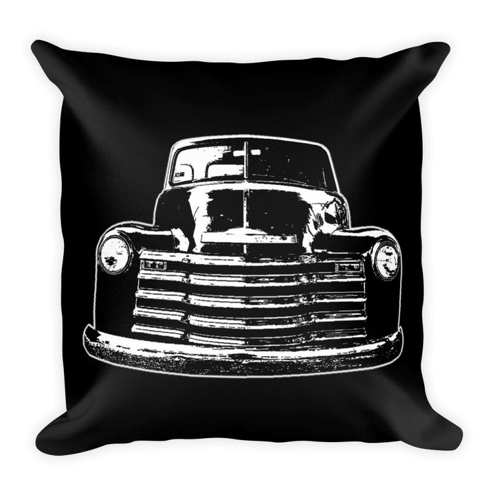 1952 Chevy 3100 Custom Pickup Truck - Modern Rodder - Soft Pillow