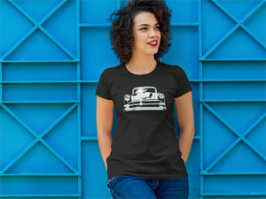 1954 Chevy BelAir - Modern Rodder - Women's T-Shirt