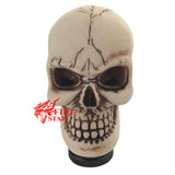 Cool Manual Resin Skull - Universal Gear Stick Shift Knob