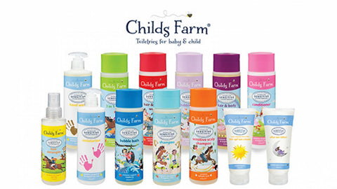 MegaHealthMart Presents: Childs Farm Collection