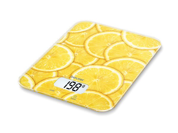 Beurer KS 19 Lemon Kitchen Scale - Home & Living