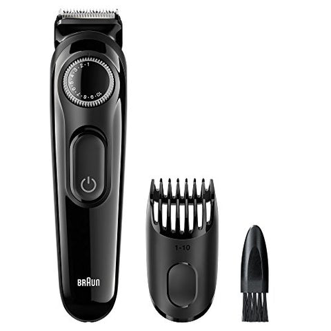 Braun BT3020 Beard/Hair Trimmer for Men, Easy, Fast Precise - Personal Grooming