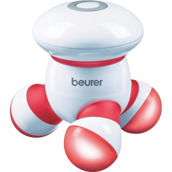 Beurer MG 16 Mini Massager (Red) - Electric Blankets & Pain Relief