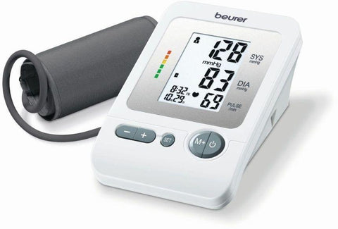 Beurer BM 26 Upper Arm Blood Pressure Monitor - Healthcare