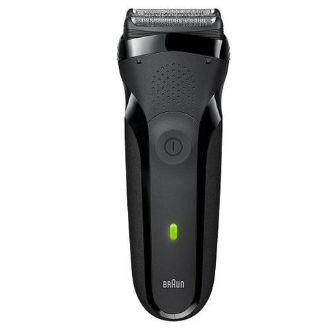 Braun Series 3 300s Electric Shaver for Men / Rechargeable Electric Razor (Black) - Personal Grooming