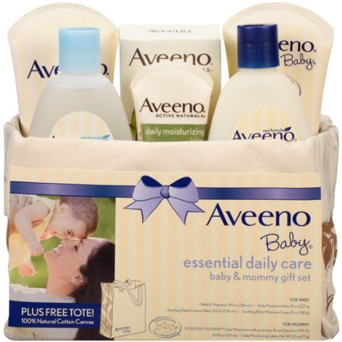 Aveeno Baby Mommy and Me Gift Set - Skincare