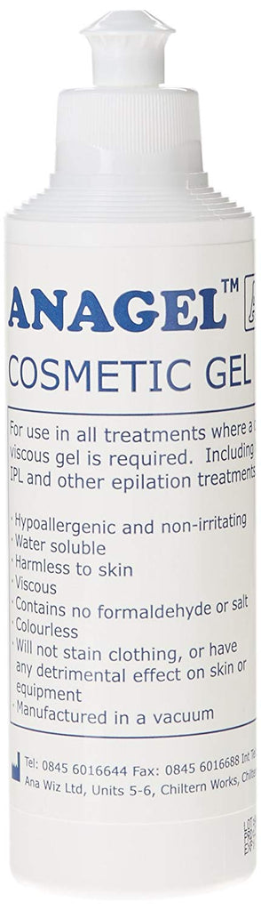 Anagel Cosmetic IPL/Laser Gel 250ml - Healthcare