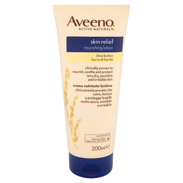 Aveeno Skin Relief Nourishing Lotion, 200ml - Skincare