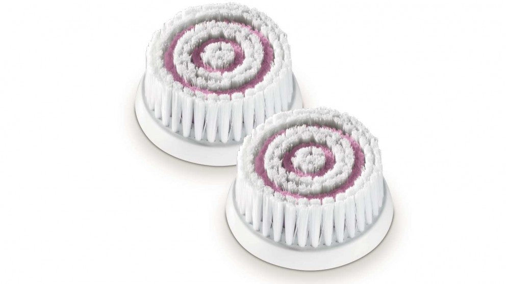 Beurer FC 95 Replacement Brush 2pcs (Sensitive) - Beautycare
