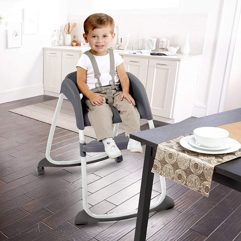 Trio 3-in-1 SmartClean High Chair? - Aqua