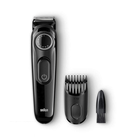 Braun Beard Trimmer BT3022, Beard Trimmer and Hair Clipper, Lifetime Sharp Blades -