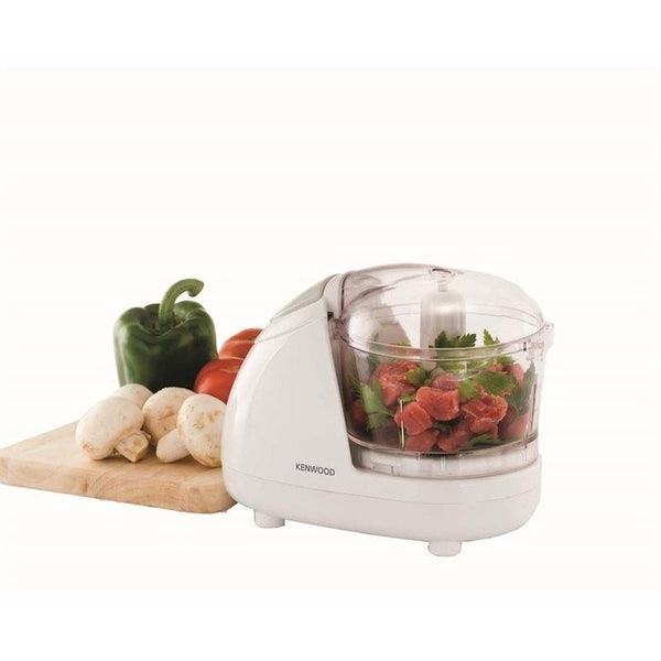 Kenwood Mini Electric 2-Speed Food Chopper Blender Processor - CH180 300W (White) - Home & Living
