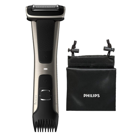 Philips Series 7000 Showerproof Body Groomer and Trimmer - BG7025/13 - Personal Grooming