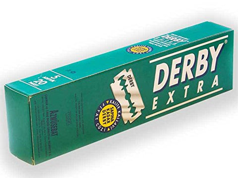 Derby 100 Derby Extra Shaving Blades - Personal Grooming