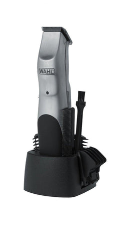 Wahl 9918-1117 Beard and Moustache Groomsman Trimmer Mains/Rechargeable - Personal Grooming