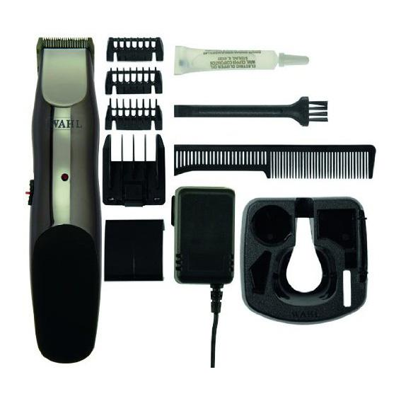 Wahl 9918-1117 Beard and Moustache Groomsman Trimmer Mains/Rechargeable