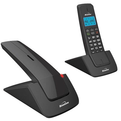Binatone Designer 2115 Single DECT Telephone with Answer Machine - Walkie Talkies & Phones