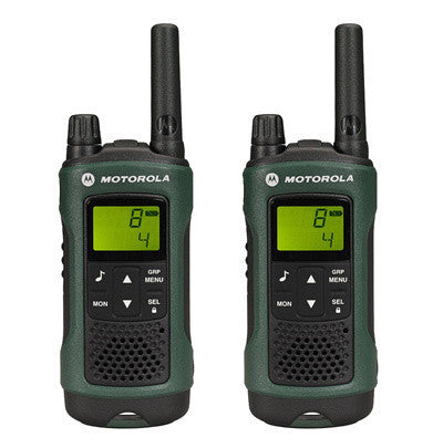 Motorola Talker TLKR T81 Hunter 10km Walkie Talkie (2 pcs) + Case (For export only) - Walkie Talkies & Phones