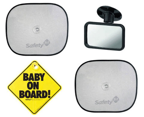 Safety 1st Travel Safety Kit - Mother Baby & Kids