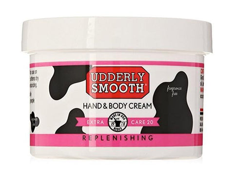 Udderly Smooth Extra Care 227g Unscented Moisturising Cream with Urea - Skincare