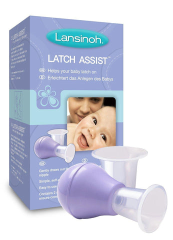 Lansinoh Latch Assist Dual Cone