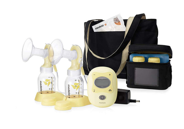 Medela Freestyle Double Electric Breast Pump (2-Phase) - Mother Baby & Kids