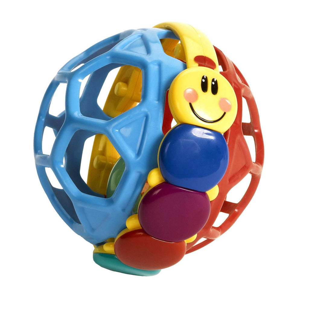 Baby Einstein Bendy Ball 3m+ - Toys