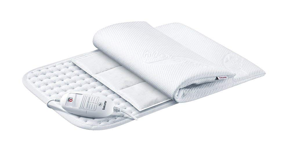 Beurer HK 65 Aromatic Electronic Heat Pad - Electric Blankets & Pain Relief