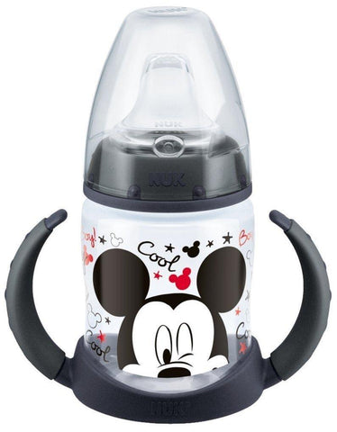 NUK First Choice Disney Mickey & Minnie 150ml Learner Cup 6-18 mo. - Mother Baby & Kids