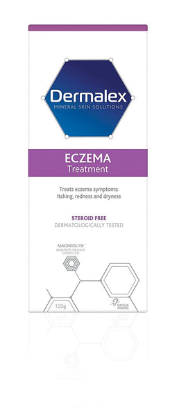Dermalex Eczema Treatment 100g - Skincare