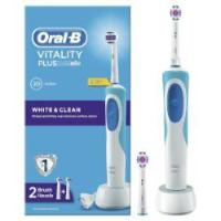 Oral-B Vitality Plus White and Clean Electric Rechargeable Toothbrush - Dentalcare