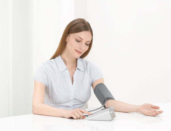 Beurer BM 35 Upper Arm Blood Pressure Monitor - Healthcare