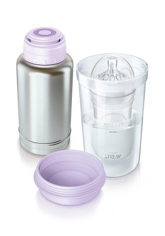 Avent SCF256/00 Thermal Bottle Warmer - Mother Baby & Kids