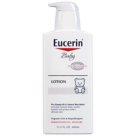 Eucerin Baby Body Lotion 13.5 Fluid oz - Skincare