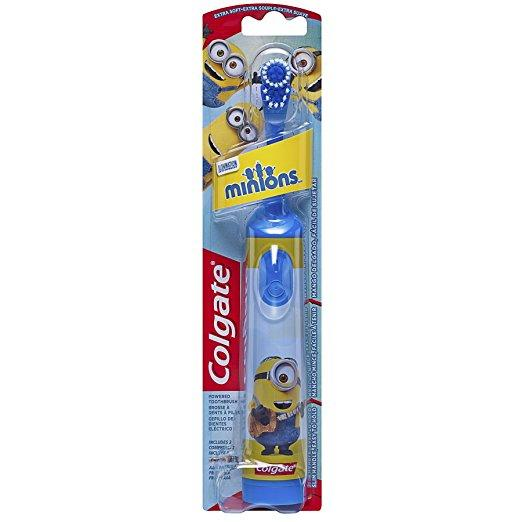 Colgate Minions Powered Toothbrush (Blue) - Dentalcare