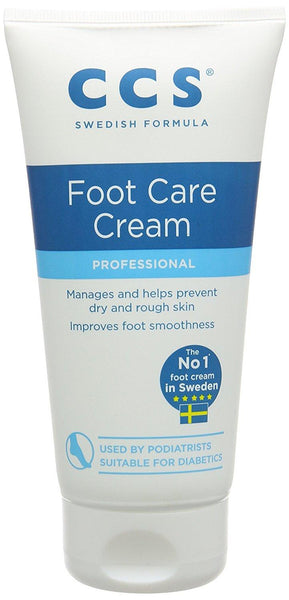 CCS Foot Care Cream, 175 ml - Skincare