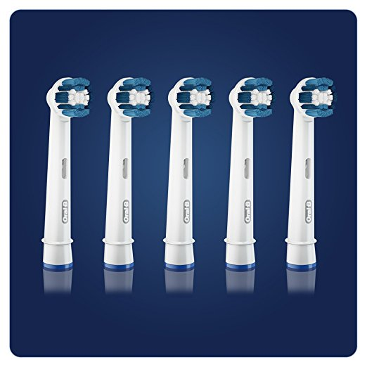 Oral-B Precision Clean Electric Replacement Toothbrush Heads (pack of 5) - Dentalcare
