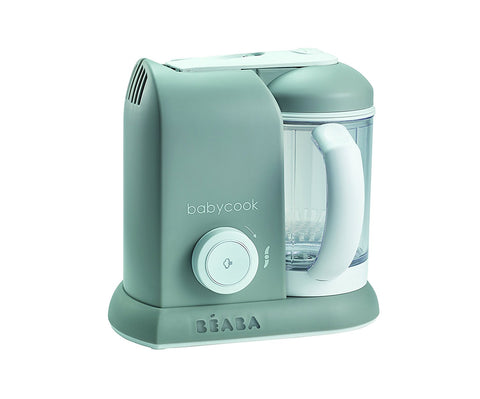 Beaba Babycook Food Processor (Grey) - Mother Baby & Kids