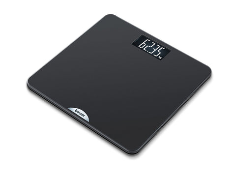 Beurer PS 240 Soft Grip Acrylic Electronic Bathroom Scales - Healthcare