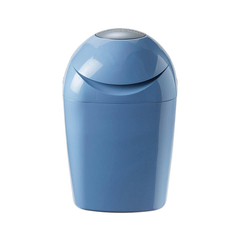 Tommee Tippee Sangenic Tec Nappy Disposal Tub (Raindrop Blue) - Mother Baby & Kids